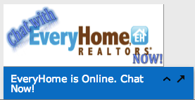Chat has come to EveryHome.com!