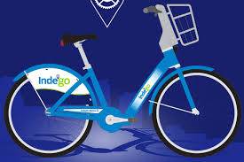 Indego Bike Share Launches in Philadelphia!