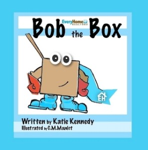 Bob the Box Makes His Big Debut!
