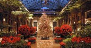 Get in the Holiday Spirit at Longwood Gardens