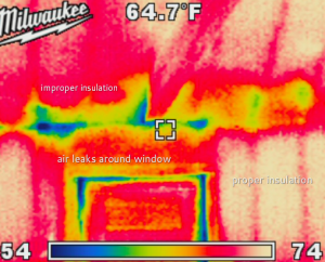 How Thermal Imaging is Being Used in Home Inspections