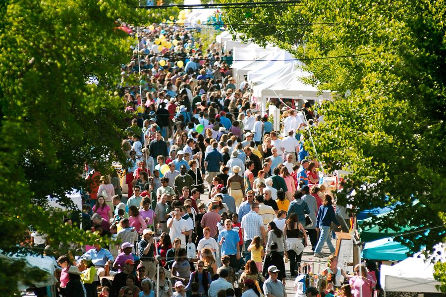 Upcoming Spring Festival in Greater Philadelphia