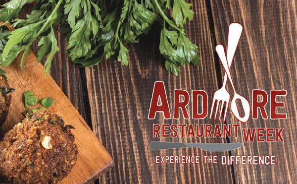 ardmore restaurant week