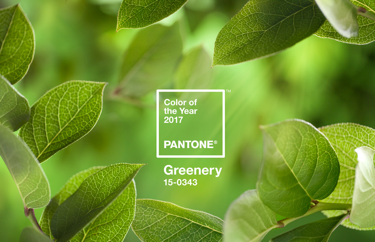 Pantone Announces the 2017 Color of the Year
