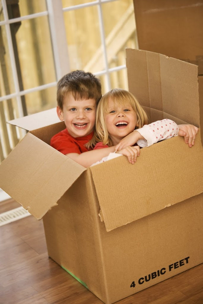Tips for Moving with Little Ones