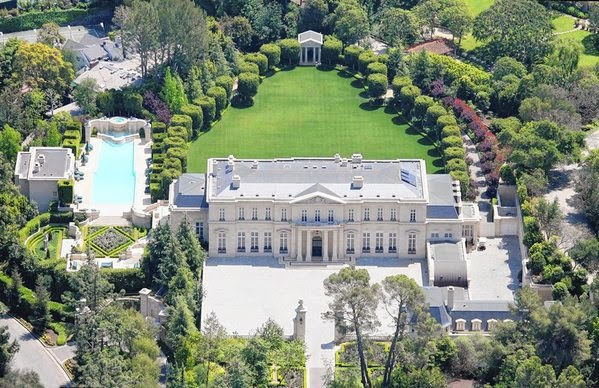 Most Expensive Home Ever Bought in Los Angeles!