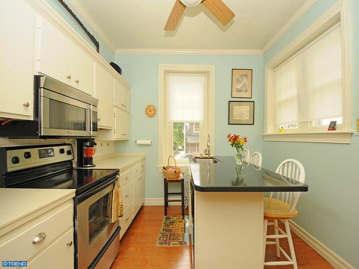Kitchen Staging : The Inexpensive Way