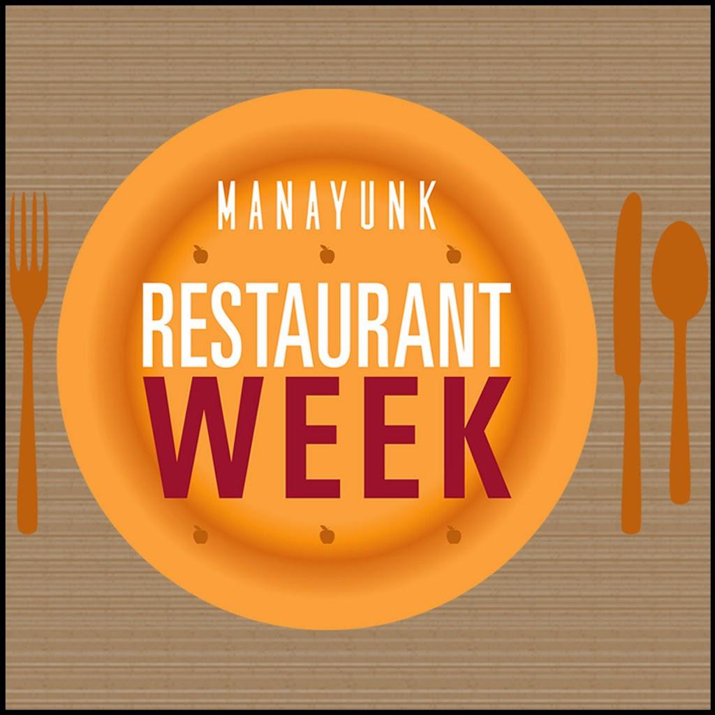 Manayunk Restaurant Week Running Oct. 2-10th