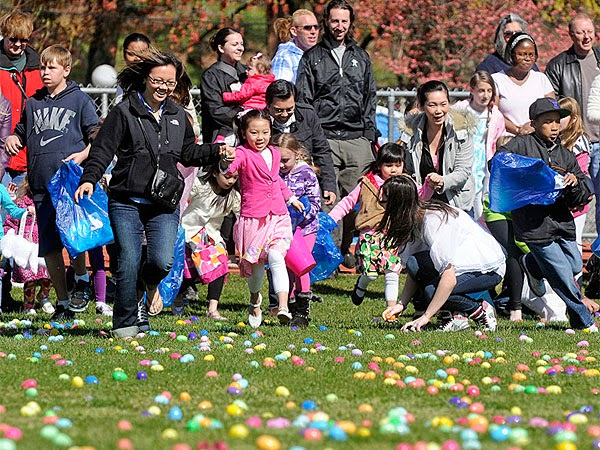 Easter Egg Hunts in Greater Philadelphia