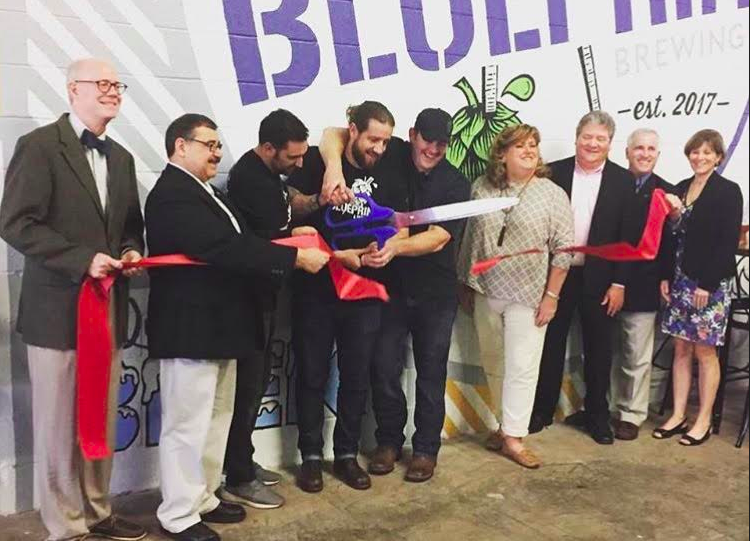 Everyhome agent opens blueprint brewing co in harleysville blueprint brewing malvernweather Image collections