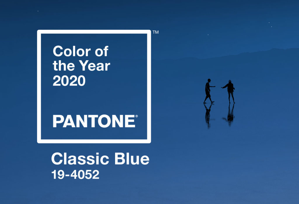 Pantone Reveals its 2020 Color of the Year