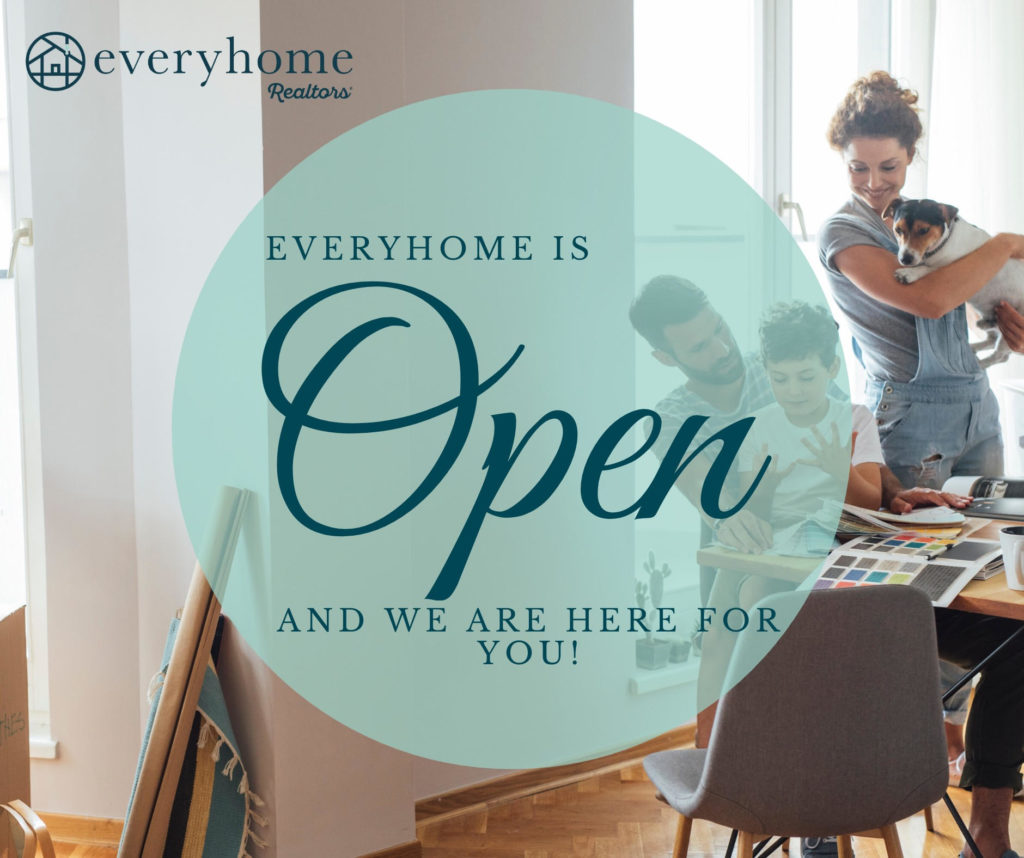 EveryHome is Here for You, Today and Everyday