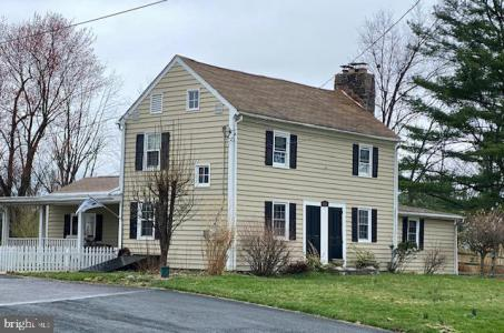 Photo of 4831 Stump Road, Pipersville PA
