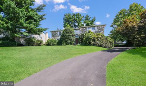 Photo of 8105 Pennhill Road, Elkins Park PA