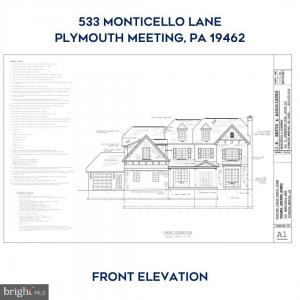 Photo of 533 Monticello Lane, Plymouth Meeting PA